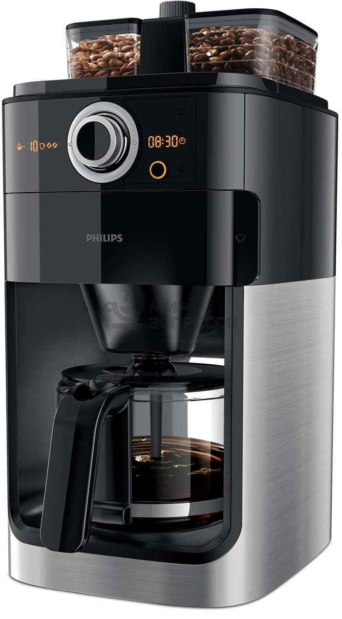 Кофемашина Philips Grind & Brew HD7769/00