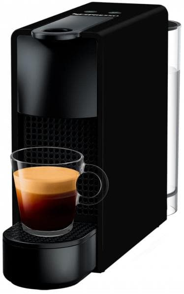 Кофемашина DELONGHI Essenza Mini C30 Black mirespresso капсульная кофемашина