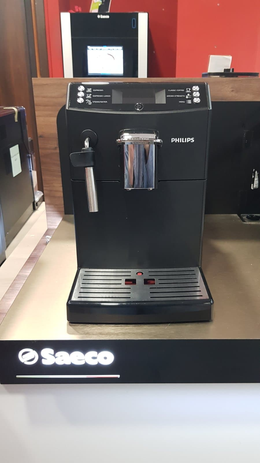 Кофемашина БУ Philips HD 8842/09 mirespresso бу кофемашина