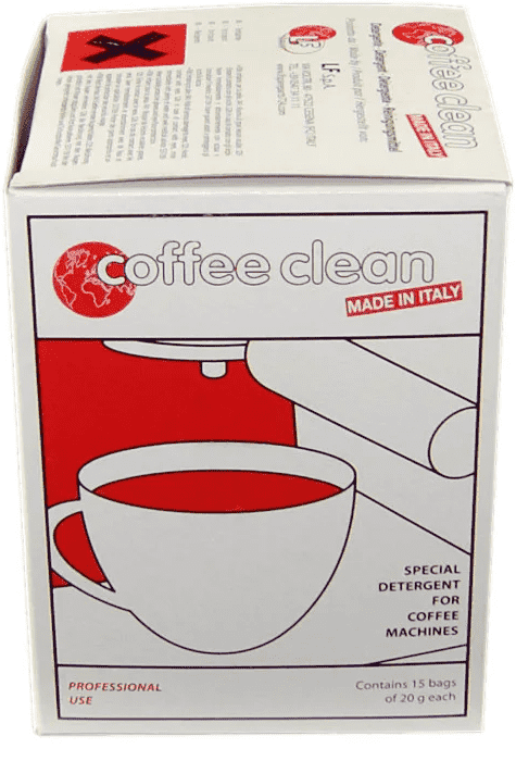 Средство для чистки Coffee Clean (пакетик 20г.)